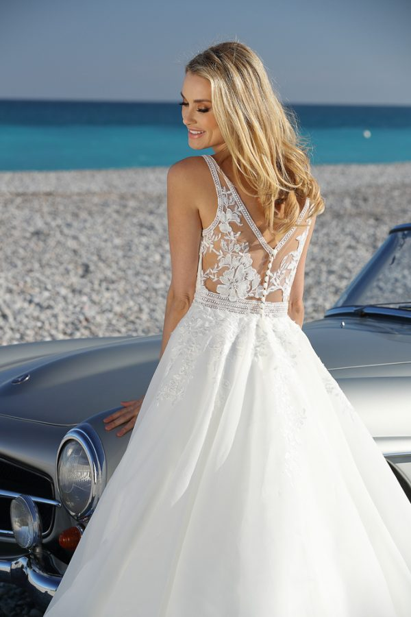 Ladybird wedding dresses southport at this is me bridal